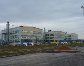 Объект КС-2 — Компрессорная Станция CS-2 проект AGP