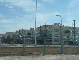 Объект КС-7 — Компрессорная Станция CS-7 проект AGP